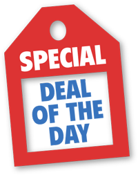 Special Deal of the Day Tag
